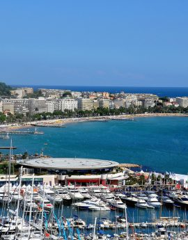 YACHTING FESTIVAL DE CANNES
