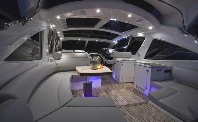 YF Yacht interior Azimuth shutterstock_44930005