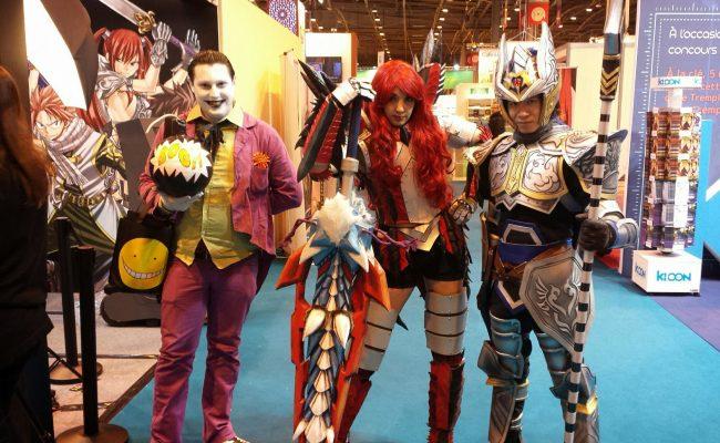 salon-du-livre-paris-SDL2015- Manga stand-editeur-evenement-manga-tv-sreaming-anime-onlinelegal-gratuit-cosplay-monster-hunter-2